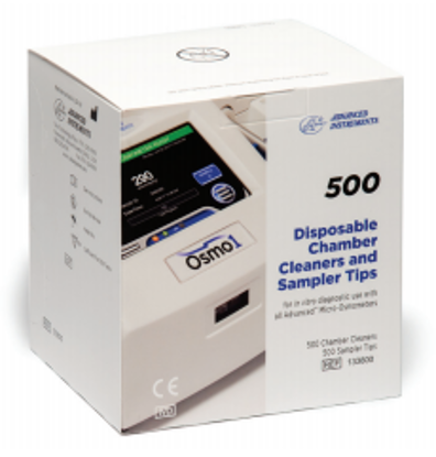 Micro-Sample Test Kit (Includes 500 sampler tips, 500 chamber cleaners, and 1 plunger wire)