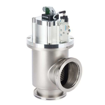 Right-Ang.Valve DN160ISO-K EPE Al 24V DC