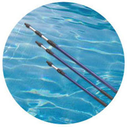 Long 3 Stage Telescopic Handle (1000-2800mm)