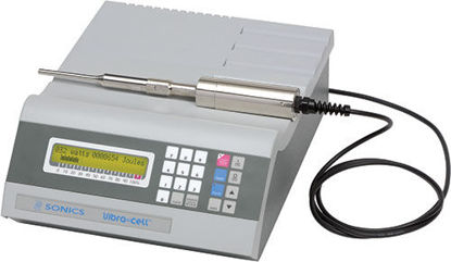 "130 watt Ultrasonic Processor, 220V, CV18 Converter, includes 1/4"" probe"