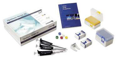 Pipetman Classic Starter Kit