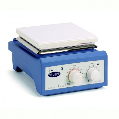 Magnetic stirrer with heating, US152 / UC152 and US152D / UC 152D