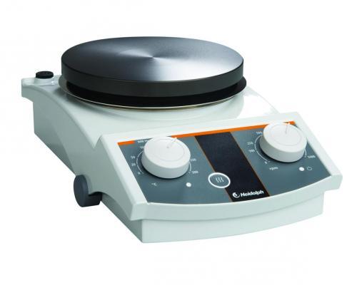 Magnetic stirring hotplates MR Hei-Standard / Hei-Tec / Hei-End