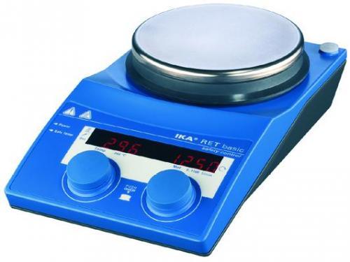 Magnetic stirrer/hotplates, RET basic