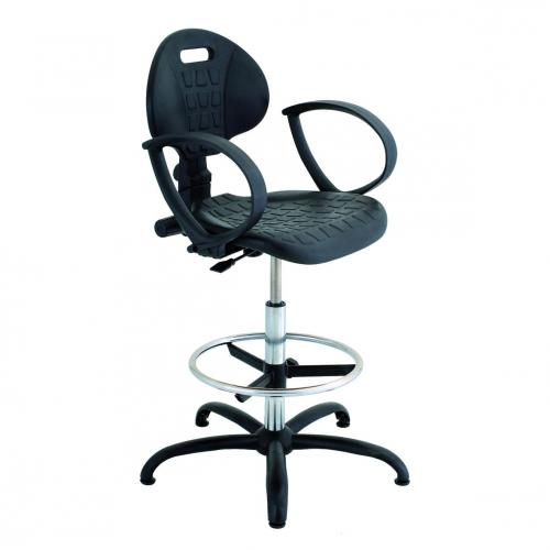 LLG Laboratory Chairs, PU Foam