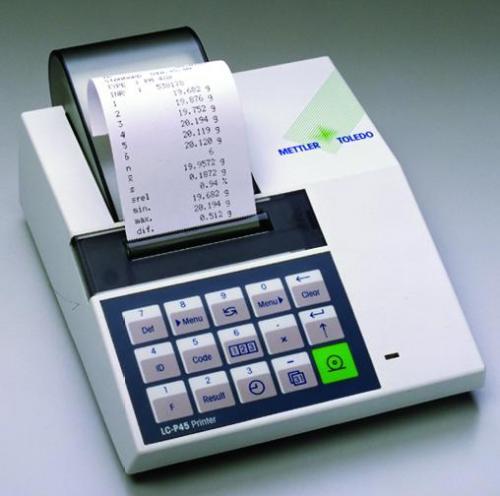 Accessories for Printers for Mettler Toledo instruments