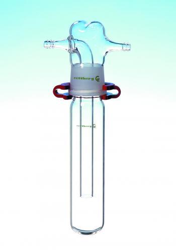 Condensation traps, borosilicate 3.3, two-piece