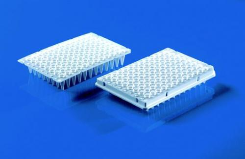 96 well PCR-Plates, PP, for PCR or qPCR