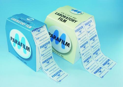 PARAFILM<SUP>&reg;</SUP> M sealing film