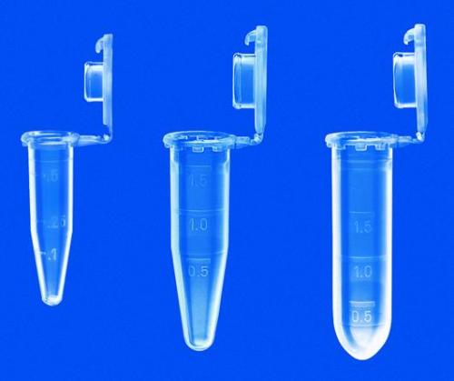 Safe-lock reaction tubes, PP