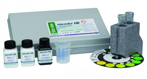 Test kits,  VISOCOLOR ®  ECO  for water analysis