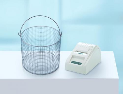 Accessories for portable autoclave CertoClav