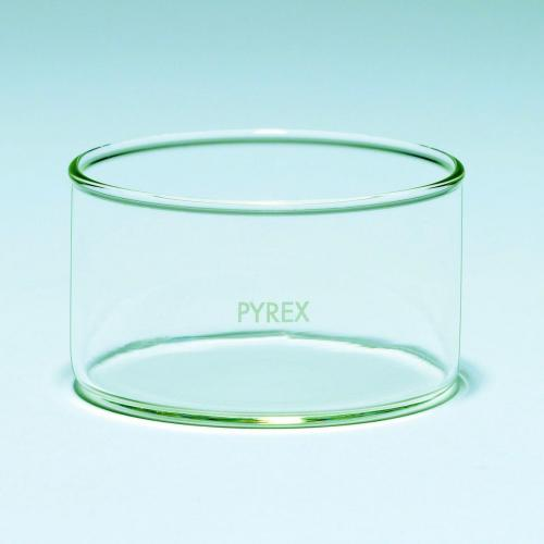 Crystallising dishes, flat bottom, Pyrex<SUP>&reg;</SUP>