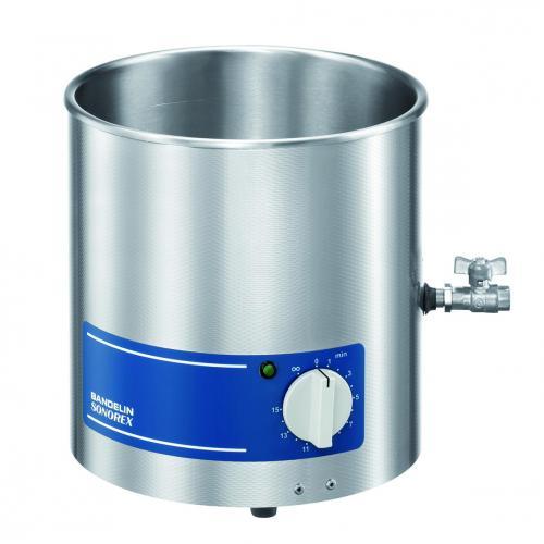 Ultrasonic sieve-bath SONOREX SUPER RK 106