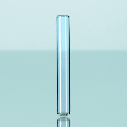 Disposable culture tube, Soda-lime-glass