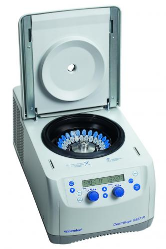 Centrifuge 5427 R (General Lab Product), cooled