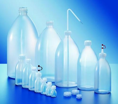 Narrow-neck bottles, series 301, LDPE
