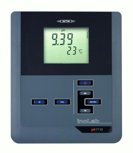 Laboratory instrument inoLab<SUP>&reg;</SUP> pH 7110