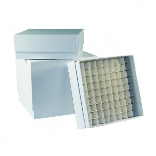 LLG-Cryogenic storage boxes, plastic coated, 133 x 133