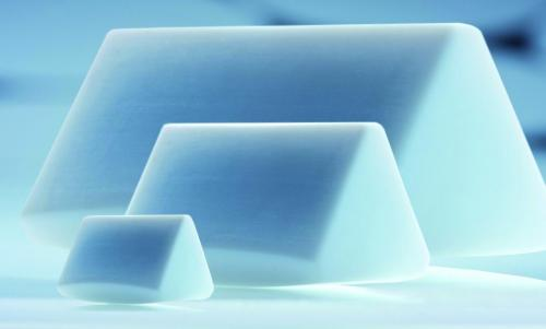 Magnetic stirring bars ASTEROID,  triangular,  PTFE