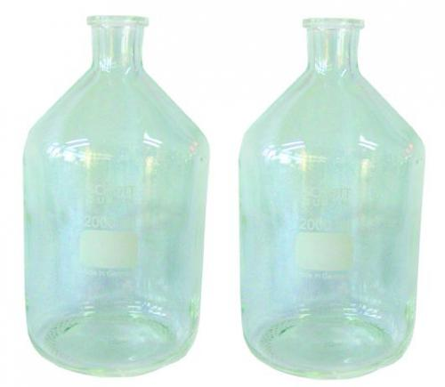 Narrow-mouth bottles, Duran<SUP>&reg;</SUP>