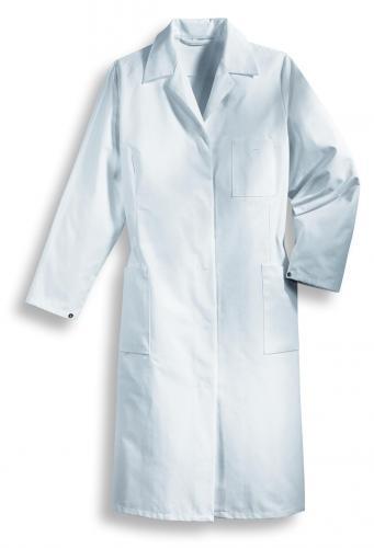 Ladies laboratory coat Type 81509, 100% cotton