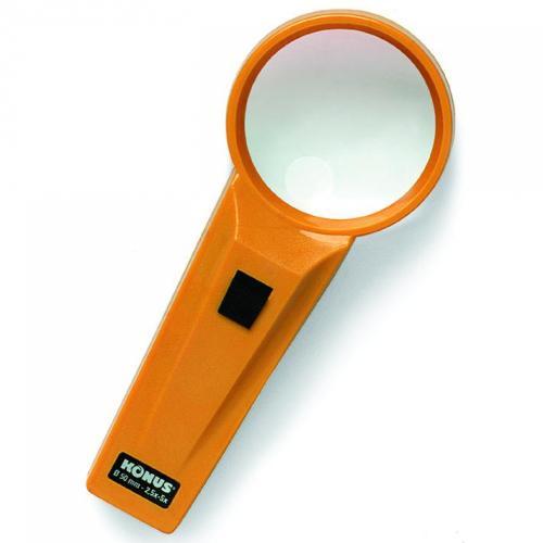 Illuminated magnifying lens Lux-50