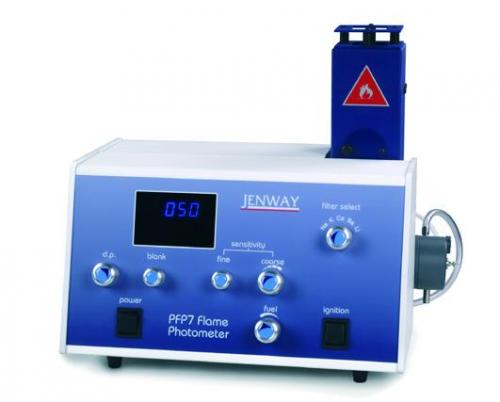 Flame Photometer PFP7 and PFP7/C