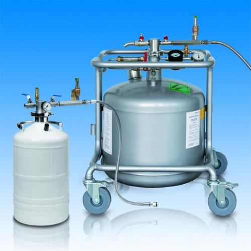 Accessories for Mixer Mill, CryoMill