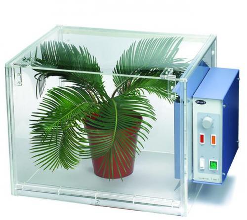 Total visibility incubators, SI60 / SI60D