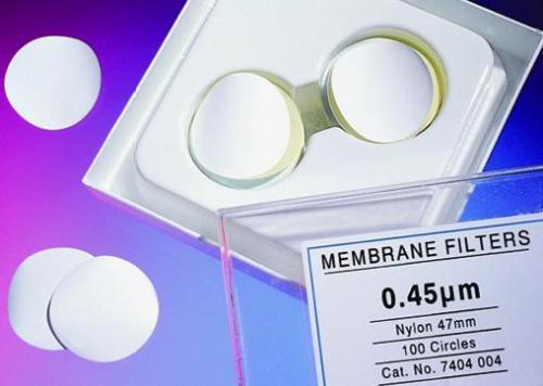 Membrane filters, Nylon