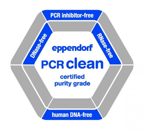 PCR tubes, 0.2ml and 0.5ml, thin-walled and accessory tray and frame