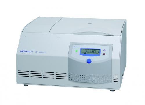 Benchtop centrifuge Sigma 3-16L / 3-16KL