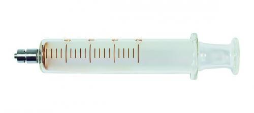 LLG-Glass-Syringes, borosilicate glass
