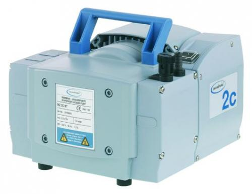 Diaphragm vacuum pumps -NT Series, Chemistry design
