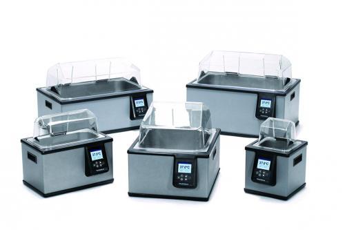 Digital water baths