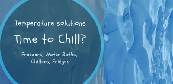 Research and Chill with our Freezers, Chillers and Baths