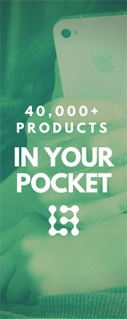 40,000+ Product in Your Pocket!