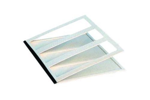Microscope slide folder, Munich type