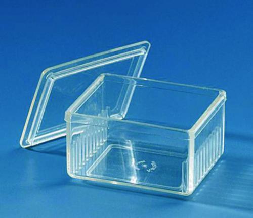 Staining jar, PMP (TPX<sup>®</sup>), Schiefferdecker pattern