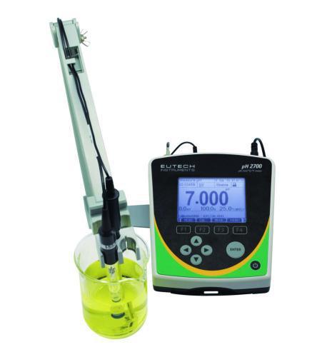 pH meters Eutech™ PH700 / PH2700 series