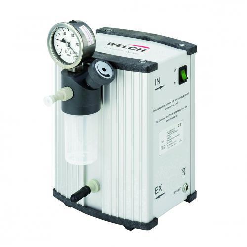 Diaphragm vacuum pumps MPC 090 E, chemical-resistant
