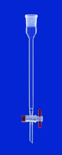 Chromatographic columns, DURAN<sup>®</sup> tubing