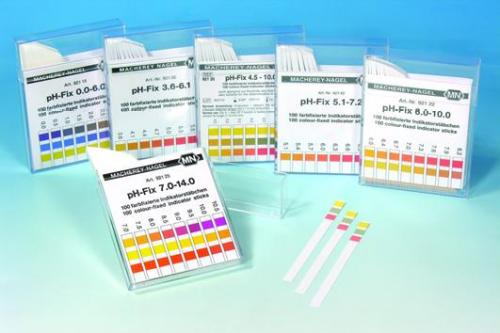 pH-Fix indicator strips, special