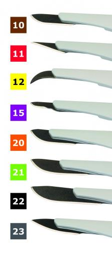 Scalpels, disposable Cutfix<SUP>&reg;</SUP>