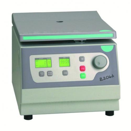 Compact centrifuge Z 206 A