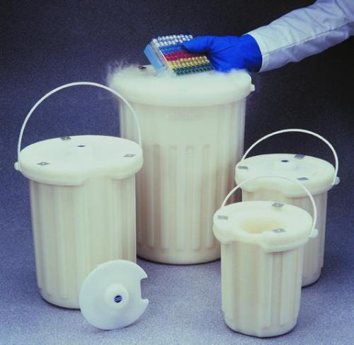 Dewar flasks, Type 4150, HDPE